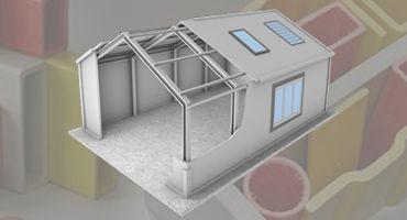 Пултрузия для быстровозводимых зданий